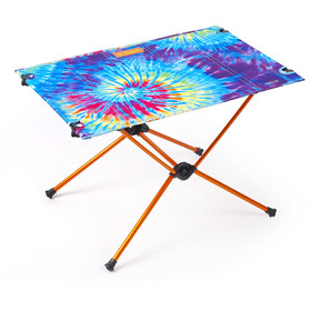 Helinox Table One Hard Top, tie dye/orange
